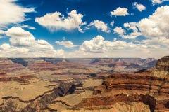 национальный парк США каньона Аризоны грандиозный Стоковое Изображение