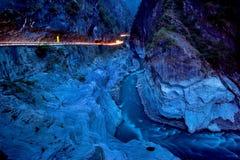 Национальный парк Тайваня Taroko стоковые изображения rf