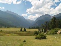 Национальный парк утесистой горы Стоковое Изображение RF
