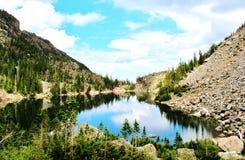Национальный парк утесистой горы Стоковое Фото