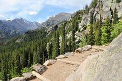 Национальный парк утесистой горы Стоковая Фотография RF