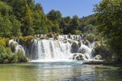Национальный парк Хорватия Krka Стоковые Изображения RF