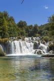 Национальный парк Хорватия Krka Стоковая Фотография