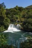 Национальный парк Хорватия Krka Стоковые Фотографии RF