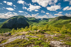 Национальный парк Стоковые Изображения RF