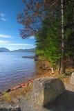 Национальный парк Acadia в Мейне Стоковые Фотографии RF