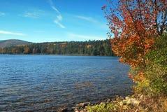 Национальный парк Acadia в Мейне Стоковая Фотография RF
