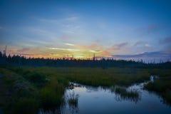 Национальный парк Acadia Стоковая Фотография RF