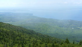 Национальный парк Acadia Стоковое Фото