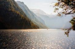 Национальный парк Berchtesgaden - Германия Стоковая Фотография RF