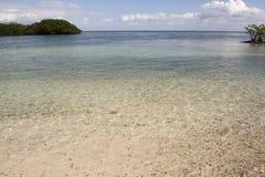 Национальный парк Biscayne Стоковые Изображения RF