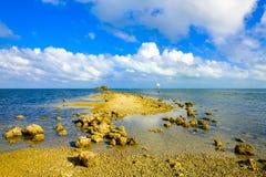 Национальный парк Biscayne Стоковые Изображения