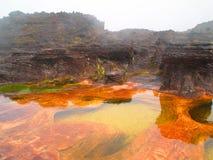 Национальный парк Canaima Венесуэла стоковые фотографии rf