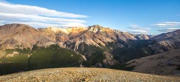 Национальный парк Cerro Castillo стоковые фото