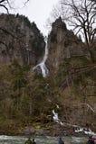 Национальный парк Daisetsuzan водопада Ginga Стоковое фото RF