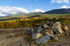 Национальный парк Daisetsuzan Стоковая Фотография