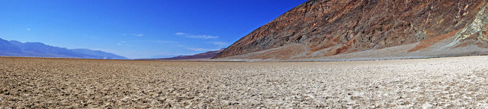 Национальный парк Death Valley Стоковое Изображение RF