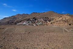 Национальный парк Death Valley Стоковые Фотографии RF