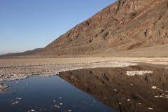 Национальный парк Death Valley Стоковое Изображение