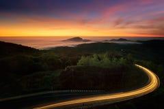 Национальный парк Doi Inthanon Стоковые Фото