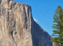 Национальный парк EL Capitan Yosemite Стоковое фото RF