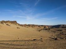 Национальный парк (El Teide) Стоковые Фото
