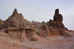 Национальный парк el-Teide Стоковые Изображения RF
