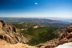 Национальный парк Estes Стоковое Изображение