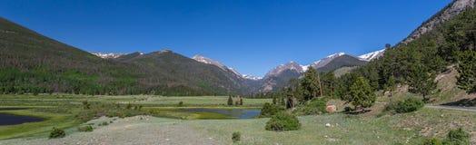 Национальный парк Estes Стоковая Фотография