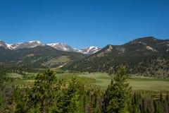 Национальный парк Estes Стоковое Изображение RF