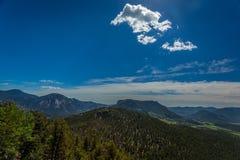 Национальный парк Estes Стоковые Изображения RF