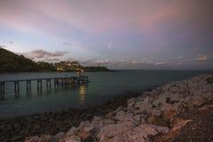 Национальный парк fron вечера Стоковые Фото