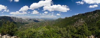 Национальный парк Gennargentu, Сардиния, Италия Стоковые Фотографии RF