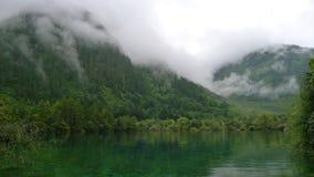 Национальный парк Jiuzhaigou Стоковая Фотография