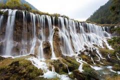 Национальный парк Jiuzhaigou стоковые фото
