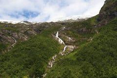 Национальный парк Jostedalsbreen, Норвегия стоковая фотография