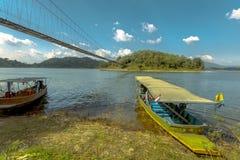 национальный парк kaeng krachan Стоковое Изображение RF