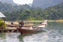 Национальный парк Khao Sok Стоковые Фото