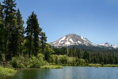 национальный парк lassen вулканический стоковое фото rf