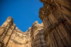 Национальный парк Mae Wang туристической достопримечательности Phachor Стоковые Фотографии RF