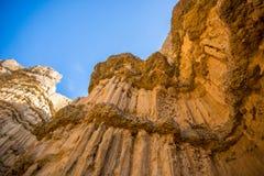 Национальный парк Mae Wang туристической достопримечательности Phachor Стоковое Изображение
