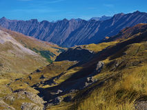 Национальный парк Mercantour Стоковые Фотографии RF