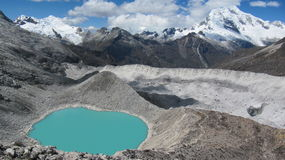 Национальный парк n ¡ Huascarà Стоковое Фото