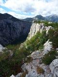 Национальный парк Paklenica Стоковая Фотография