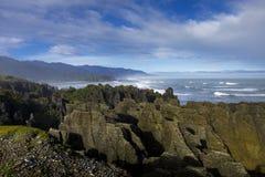 Национальный парк Paparoa Стоковое Изображение