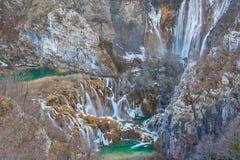 Национальный парк Pitvice Стоковое Фото