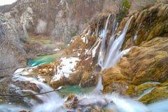 Национальный парк Plitvice Стоковое Изображение RF
