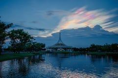 Национальный парк RAMA IX в Таиланде Стоковые Фотографии RF