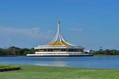 Национальный парк RAMA IX в Таиланде Стоковые Изображения RF