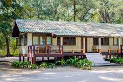 Национальный парк Roi Yot Khao Сэм в районе Kui Buri, Prachuap Kh Стоковое Фото
